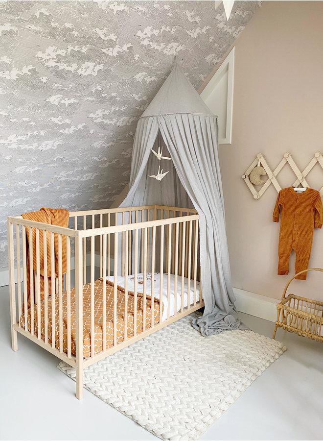 Tuck-Inn® ledikantdeken Once upon a dream Hazel brown