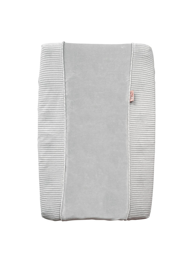 Changing pad cover Corduroy Warm grey