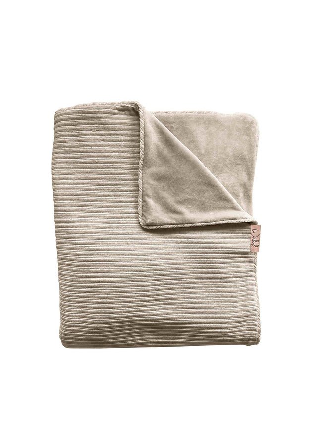 Tuck-Inn® wieg/Maxi-Cosi deken Corduroy Sand