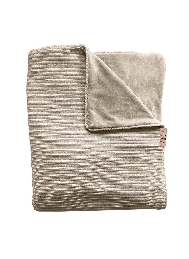 Tuck-Inn® ledikantdeken Corduroy Sand