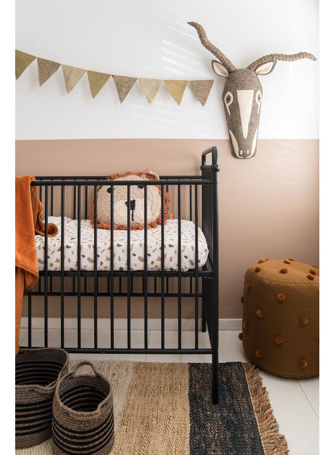 Tuck-Inn® baby blanket Colour your world