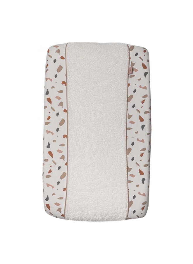 Changing pad cover Colour your world