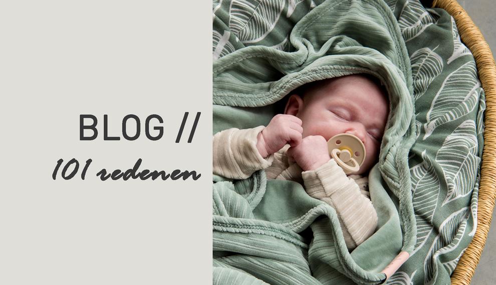 101 redenen waarom je baby niet goed slaapt