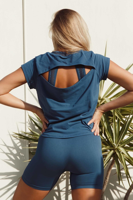FAFE Shirt FAFE Wing Blue