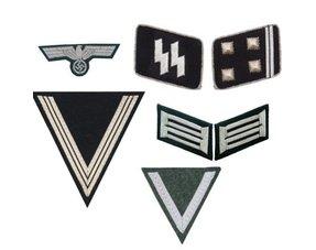Uniform insignes