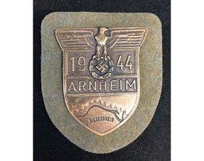Arm shields