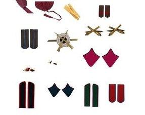 Shoulder Boards & Collar Tabs