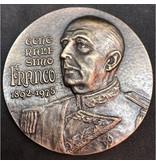 Francisco Franco Medaillon