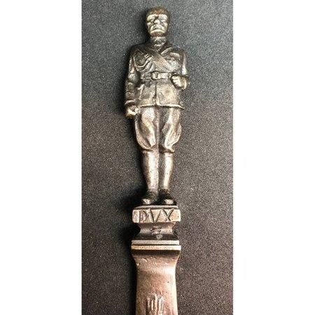 Benito Mussolini papierknife