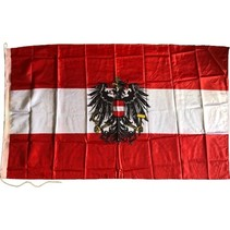 Austria-Hungary flag polyester
