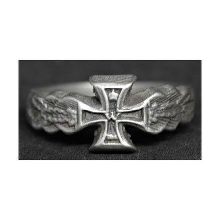 WWI iron cross ring