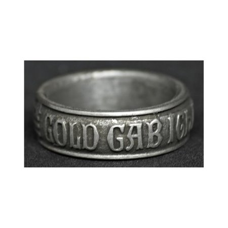 Gold Gab Ich Für Eisen ring