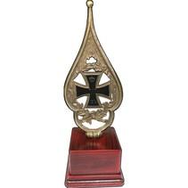 Fahnenspitze iron cross 1914-1918