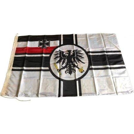 Duitse keizerrijk vlag polyester