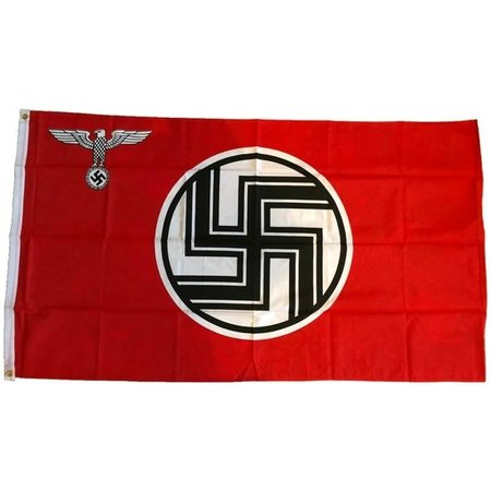 German state flag polyester