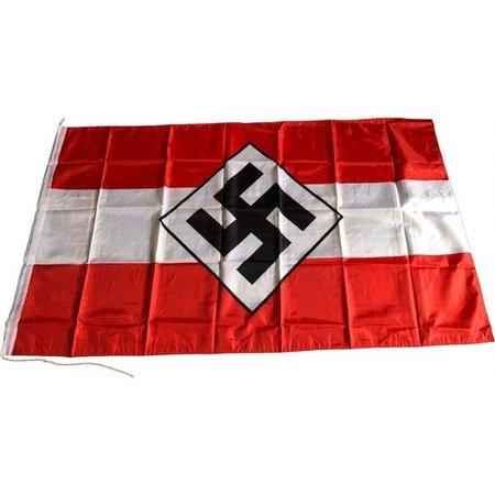 Hitlerjugend flag polyester
