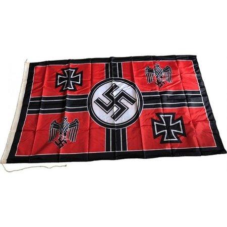 Minister of War flag polyester