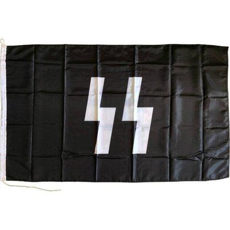 Schutzstaffel(SS) flag polyester