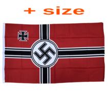 Reichskriegsfahne extra groot polyester
