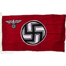 Derde Rijk staatsvlag katoen