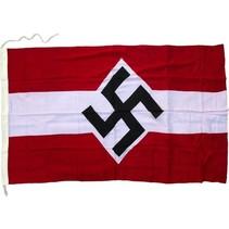 Hitlerjugend vlag katoen