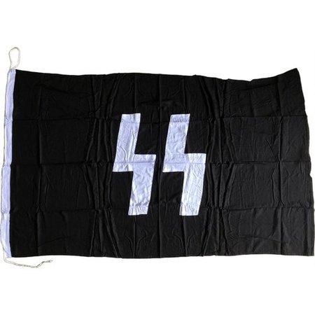 Schutzstaffel(Waffen SS) flag hand sewn