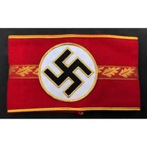 Swastika krans armband