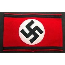 NSDAP Nazi armband black