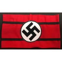 NSDAP Nazi armband black type 2