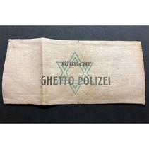 Ghetto polizei armband