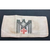 Nazi red cross armband type 2