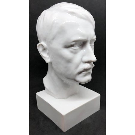 Adolf Hitler head bust