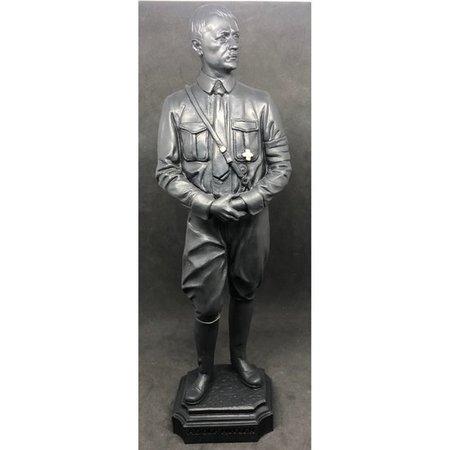 Adolf Hitler statue
