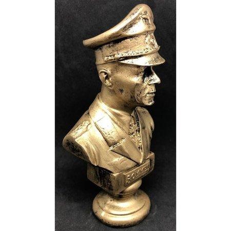 Erwin Rommel buste