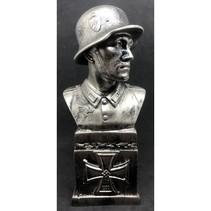 Wehrmacht soldier buste