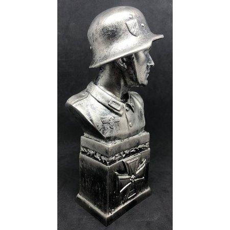 Wehrmacht soldaat buste