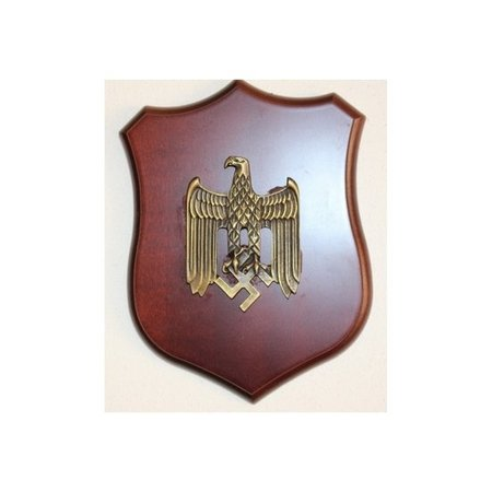 Muurschild nazi adelaar