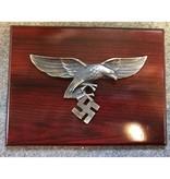 Muurschild vliegende nazi adelaar