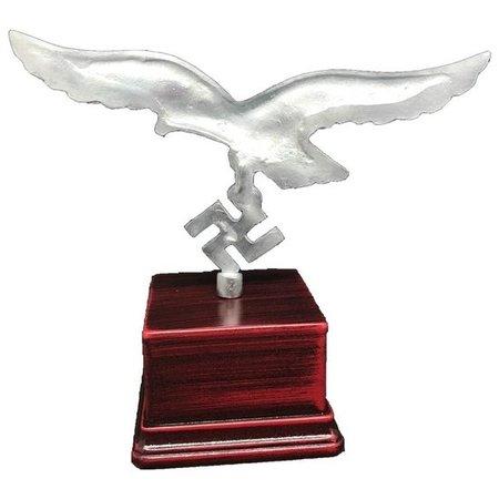 Fahnenspitze vliegende adelaar
