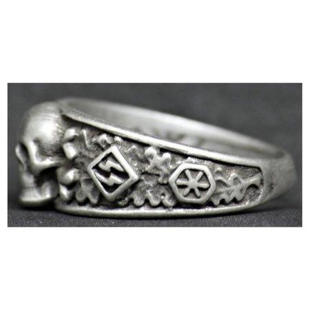Nazi symbolen ring