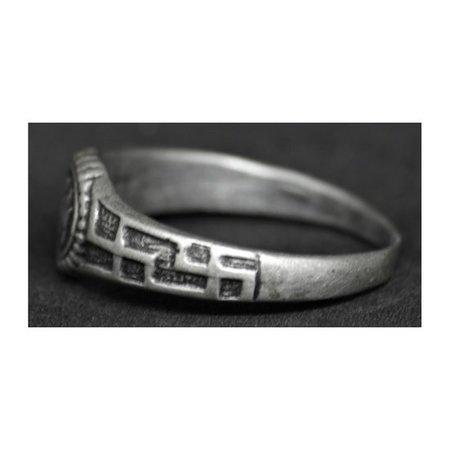 SS swastika ring