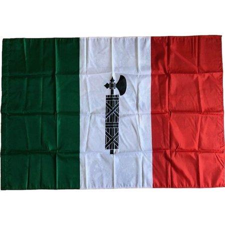Fascistische vlag polyester