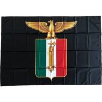 Italiaanse adelaar vlag polyester