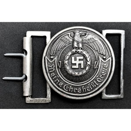 SS officier gesp