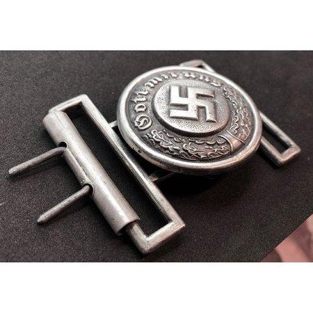 Wehrmacht officier gott mit uns gesp