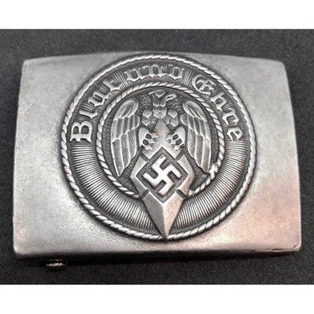 Hitlerjugend moderne gesp