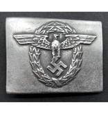 Nazi polizei modern buckle