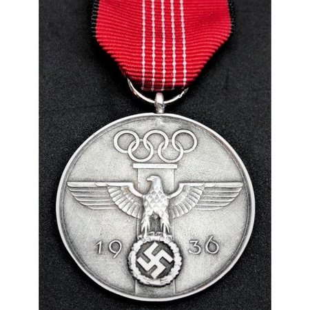Olympic games 1936 medal