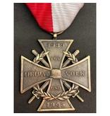Oostenrijkse erekruis 1939-1945 medaille