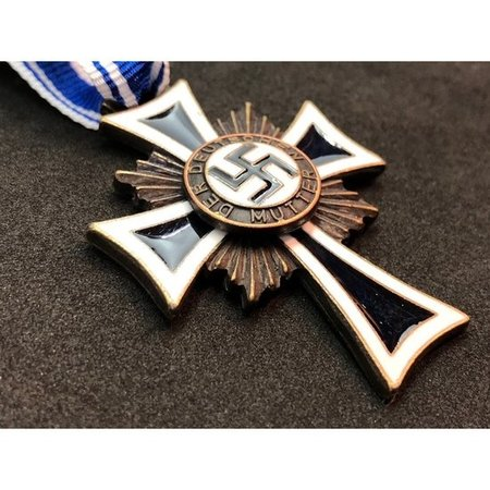 Cross of Honour of the German Mother bronse